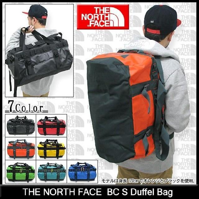 ザ ノースフェイス THE NORTH FACE BC S ダッフルバッグ メンズ & レディース(the north face BC S Duffel Bag NM08110)