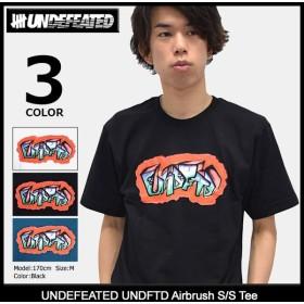 アンディフィーテッド UNDEFEATED Tシャツ 半袖 メンズ UNDFTD エアブラシ(UNDFTD Airbrush S/S Tee トップス 男性用 5900879)