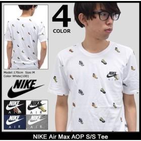 ナイキ NIKE Tシャツ 半袖 メンズ エア マックス AOP(nike Air Max AOP S/S Tee カットソー トップス 男性用 847579)