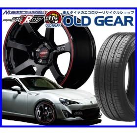 輸入タイヤ ホイール 新品 4本セット  マルカサービス RMP レーシング R07    215/55R18 新品 特選輸入タイヤ バランス調整済み