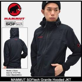 マムート MAMMUT ジャケット メンズ ソフテック グラナイト フーデッド(SOFtech Granite Hooded JKT マウンテンパーカー 男性用 1010-25440)