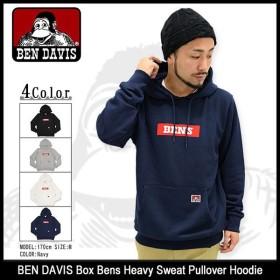 ベンデイビス BEN DAVIS プルオーバー パーカー メンズ ボックス ベンズ ヘビー スウェット(M-6780404 Box Bens Heavy Sweat Hoodie)