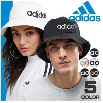 アディダス バケットハット サファリハット 帽子 ハット メンズ レディース 大きいサイズ ブランド 黒 白 ブラック ホワイト アウトドア adidas 186711605