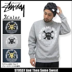 ステューシー STUSSY And Then Some スウェット(stussy sweat トレーナー トレナー トレイナー メンズ・男性用 1913138)