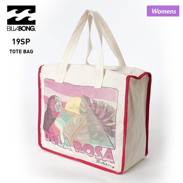 BILLABONG/ビラボン レディース トートバッグ 大型 ラージサイズ 大容量 かばん 鞄 ハンドバッグ AJ013-969