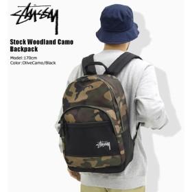 ステューシーリュック STUSSY Stock Woodland Camo(stussy backpack デイパック メンズ レディース 133018 小物)