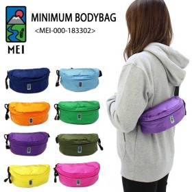 MEI メイ MINIMUM BODYBAG MEI-000-183302