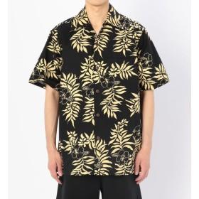 【ビショップ/Bshop】 【GO BAREFOOT】〈別注〉ハワイアンシャツ MINI TAHITIAN / MEN