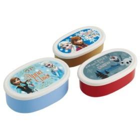 入れ子型シール容器3Pセット アナと雪の女王