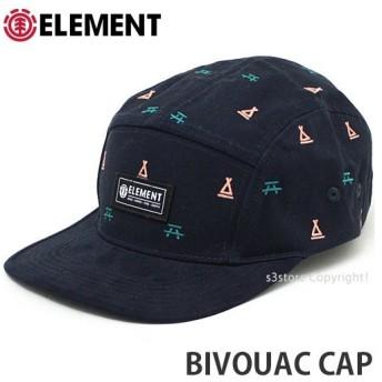 エレメント ビバーク キャップ ELEMENT BIVOUAC CAP スケートボード SKATEBOARD 帽子 小物 調節可能 クリップベルトアジャスター Col:ECN
