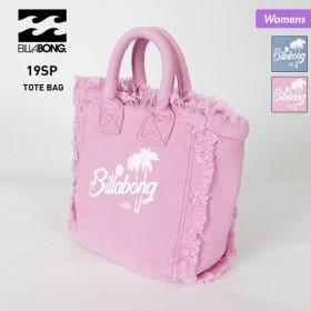 さらにクーポンで8%OFF BILLABONG/ビラボン レディース ハンドバッグ かばん 鞄 フリンジ キャンバス素材 AJ013-944