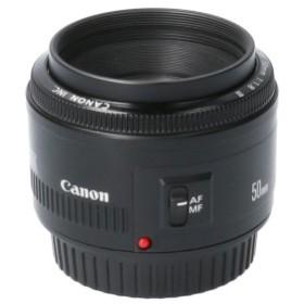 【中古品】CANON EF50mm F1.8?