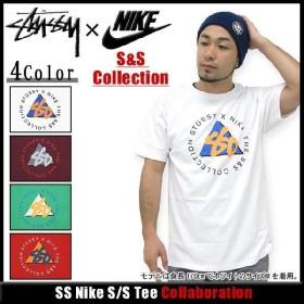 ステューシー STUSSY×NIKE S&S Collection SS Nike Tシャツ 半袖 コラボ(stussy nike ナイキ tee ティーシャツ T-SHIRTS トップス メンズ 3902381)
