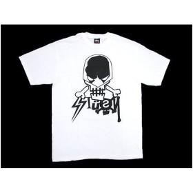 STUSSY(ステューシー)×KOSTAS SEREMETIS Skull S/S Tee KOSTAS SEREMETIS Tシャツ ティーシャツ 半袖