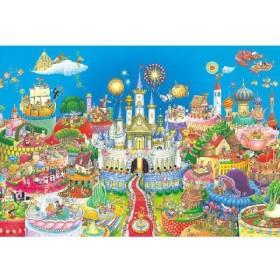 ジグソーパズル 1000ピース Cartoon フェアリーテイル ワールド 61-365