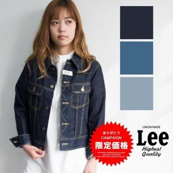 【Lee リー】 HERITAIGE ORIGINAL デニム ジャケット LL1629/LL1629-150