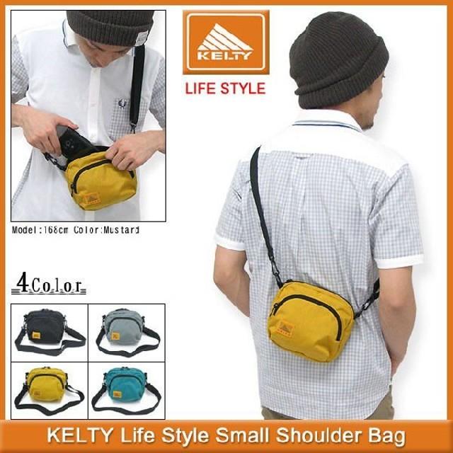 ケルティ KELTY ライフ スタイル スモール ショルダー バッグ(kelty Life Style Small Shoulder Bag メンズ & レディース 2591982)