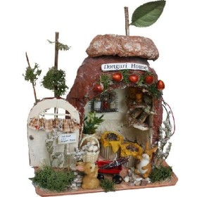 ビリーの手作りドールハウスキット 森のおうちキット どんぐりハウス