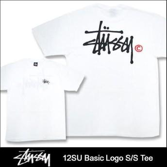 ステューシー STUSSY 半袖Tシャツ 12SU Basic Logo(stussy tee ティーシャツ T-SHIRTS トップス メンズ 男性用 1902744)