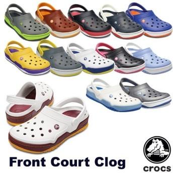 クロックス CROCS フロント コート クロッグ front court clog 14300 メンズ レディース サンダル[BB]