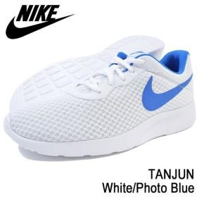 ナイキ NIKE スニーカー メンズ 男性用 タンジュン White/Photo Blue(nike TANJUN ランニングシューズ ホワイト 812654-100)
