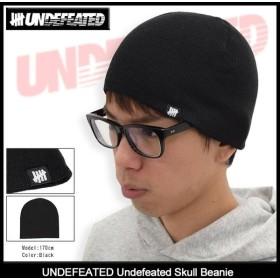 アンディフィーテッド UNDEFEATED ニット帽 メンズ アンディフィーテッド スカル ビーニー(Undefeated Skull Beanie 帽子 男性用 532344)