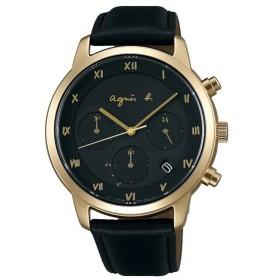 242e5406f7 agnes b. HOMME アニエス ソーラー Marcello マルチェロ 腕時計 メンズ ...