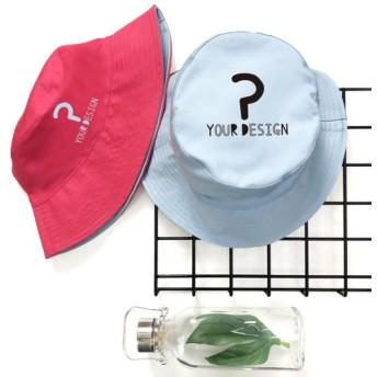 オリジナルプリント 2色帽子