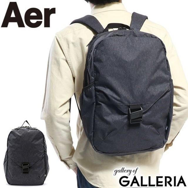 エアー リュック Aer バッグ Go Pack ゴーパック バックパック B4 A4 Go Collection 撥水 軽量 通勤 通学 旅行 メンズ レディース