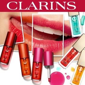 【ウォーターリップステイン入荷】CLARINS クラランス コンフォート リップ オイル7mlぷるんとした唇に導くリップオイルツヤ・うるおい・輝きがすべて叶う質感