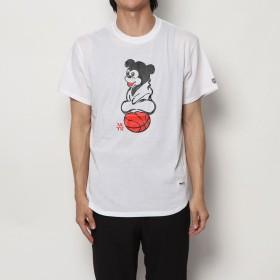アクター AKTR バスケットボール 半袖Tシャツ DARUMA NICK TEE 119-025005
