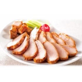 阿波尾鶏ムネ燻製