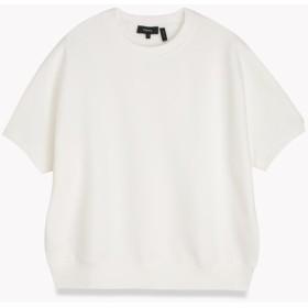 【Theory】Cure Fleece Raglan Pullo