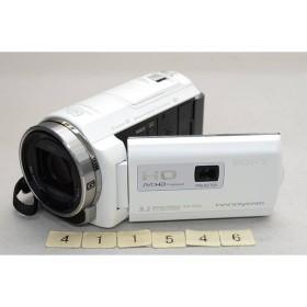 [中古] SONY Handycam HDR-PJ540(W)