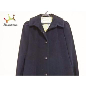 ホコモモラ JOCOMOMOLA コート サイズ40 XL レディース 黒 冬物 スペシャル特価 20190916