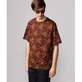 【30%OFF】 トゥモローランド コットンジャージー クルーネックTシャツ メンズ 48ダークブラウン系 XS 【TOMORROWLAND】 【セール開催中】