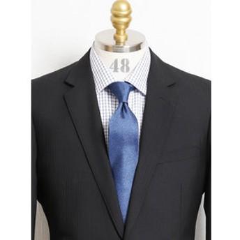 【TAKA-Q:スーツ・ネクタイ】アイスカプセル シルクソリッド ナローネクタイ7.5cm幅