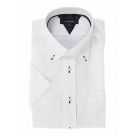 [マルイ]【セール】形態安定レギュラーフィットボタンダウン半袖シャツ/タカキュー(TAKA-Q)