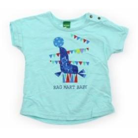 【ラグマート/RagMart】Tシャツ・カットソー 90サイズ 男の子【USED子供服・ベビー服】(401190)