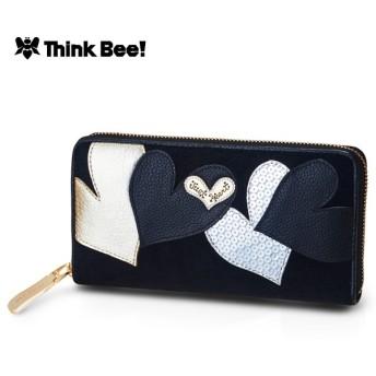 [マルイ] スイートキャロライン ラウンド財布/シンクビー(Think Bee!)
