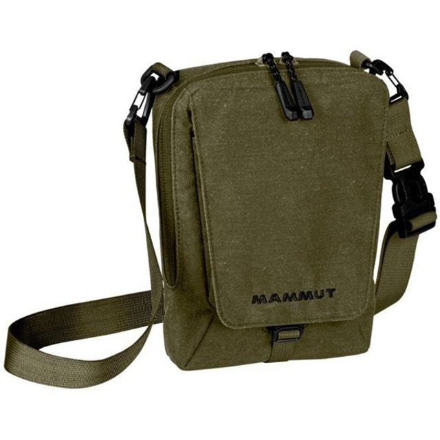 マムート MAMMUT Tasch Pouch Melange 2 Olive (4072)