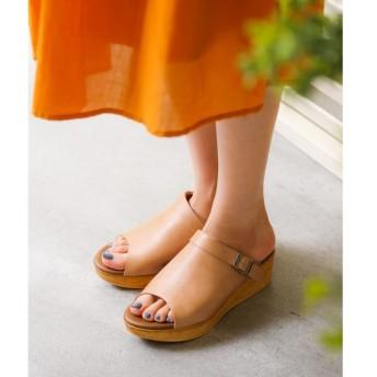 [マルイ]【セール】【19春夏新作】2way コンフォート ウェッジサボサンダル/ファッションレター(Fashion Letter)