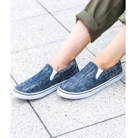 [マルイ]【セール】カジュアル スリッポンスニーカー/ファッションレター(Fashion Letter)