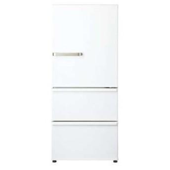 AQUA AQR-27H ナチュラルホワイト [冷蔵庫 (272L・右開き)] 冷蔵庫/冷凍庫