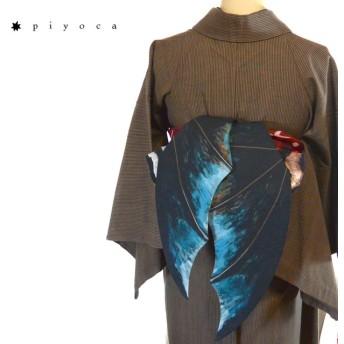 蝙蝠の変わり半巾帯