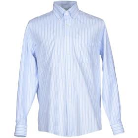 《セール開催中》BROOKS BROTHERS メンズ シャツ スカイブルー 15 コットン 100%