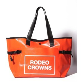 (astute/アスチュート)【RODEO CROWNS】TARPAULIN TOTE/レディース OR