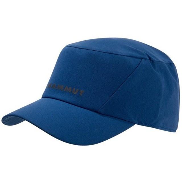 マムート MAMMUT Pokiok Cap Peacoat (50125)