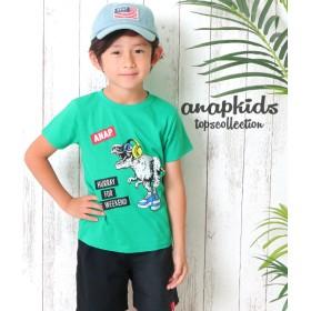 【セール開催中】ANAP KIDS(キッズ)T-REXプリントTシャツ