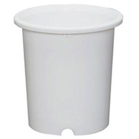 アイリスオーヤマ 鉢 ディーポット 12号 ホワイト